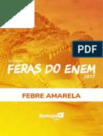 1 - Febre Amarela - Feras Do Enem 2017 - Biologia Total