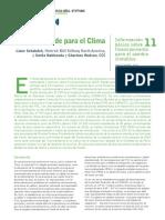 Fondo Verde Para El Clima Esp