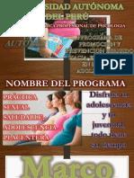 Programa de Embarazo