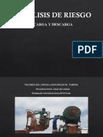 Analisis de Riesgo Carga y Descarga