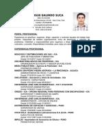 Cv Josue Galindos 2018-1