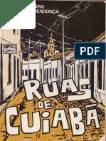 Ruas de Cuiabá