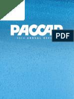 Paccar Ar 2014