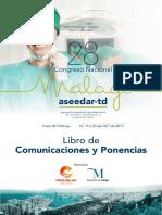 Libro Ponencias y Comunicaciones Congreso Aseedar
