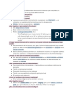 Patologia Medica Cancer