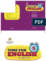 English 5prim Dlil