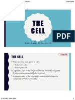 the cell - review