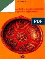 Les grands symboles mediterraneens dans la poterie algerienne
