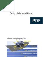 Control de Estabilidad ChivoLAZOOO