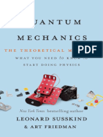 Leonard Susskind, Art Friedman-Quantum Mechanics. the Theoretical Minimum-Basic Books (2014)
