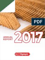 Olympic Industries Ltd Annual Report 2017