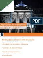 Fce- Regulación de Monopolio PA- Cap 14