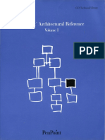 Penpoint Architectural Reference Volume 1 April 1992