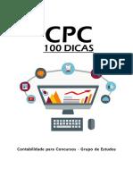 CPC 100 Dicas
