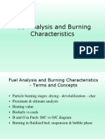 Fuel Analysis and Burning FPK1 2012