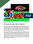 Permainan Judi Online Terkenal Indonesia