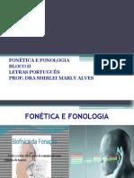 Fonética e Fonologia Aula 3