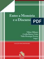 Entre a Mémória e o Discurso