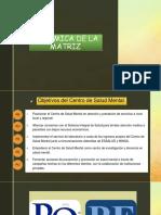 Dinamica de La Matriz