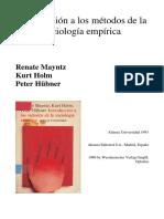 MAYNTZ, R. Encuesta.pdf