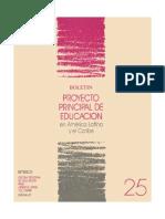 Tedesco, Juan Carlos. (1991) Estrategias de Desarrollo y Educación El Desafío de La Gestión Pública
