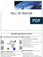 Fall of Iridium