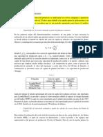 Cálculo de Capital Fijo de una planta
