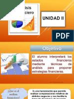 UNIDAD II Analisis Financiero