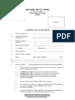 DOJBOC Form Page 1