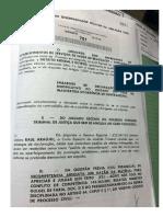 Embargo do SindSaúde-DF em ação de Contribuição Sindical no TJDFT