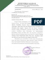 Surat Edaran Pemberlakuan Permendiknas No 30 Th 2011.pdf