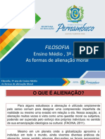 As formas de Alienação Moral.ppt