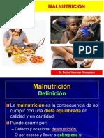 Clase 8 - Malnutrición