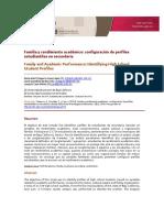 Familia y rendimiento académico configuración de perfiles estudiantiles en secundaria .pdf