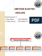 PPT metode-metode elektroanalisis