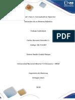 Unidad 1 Fase 2 _Analizar las competencias, contenidos temáticos y presaberes del curso Foro