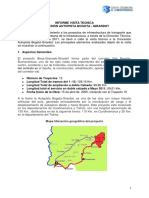Informe Bogota Girardot Vias Julio 2011