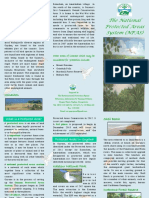 Protected Areas Brochure