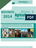 000000_Caracterización Producción Bovina Argentina Año 2014