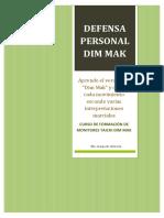 Taichi Monitor Defensa Personal Dim Mak Book 5