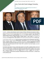 Differenziata a Palermo, Corte Dei Conti Indaga Crocetta, Orlando e Lombardo - Tribù