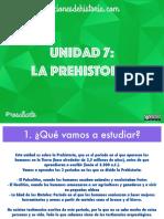 7 Pre Historia Pro y
