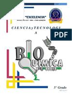 Modulo de 5° Ciencia y Tecnologia