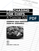 Purchasing for Chefs - A Concise Guide (Andrew Hale Feinstein).pdf