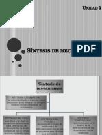 Sintesis de Mecanismos