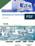 Lanzamiento Control Industrial Eaton