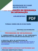 AULA 00 SEG INFORM VISÃO GERAL