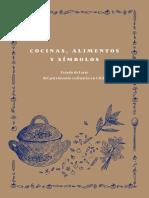 Cocinas, Alimentos y Símbolos