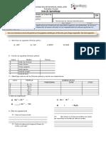 GUIA de Aprendizaje Notacion Quimica
