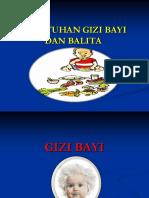 PERTEMUAN 2 GIZI BAYI dan Balita.pptx
